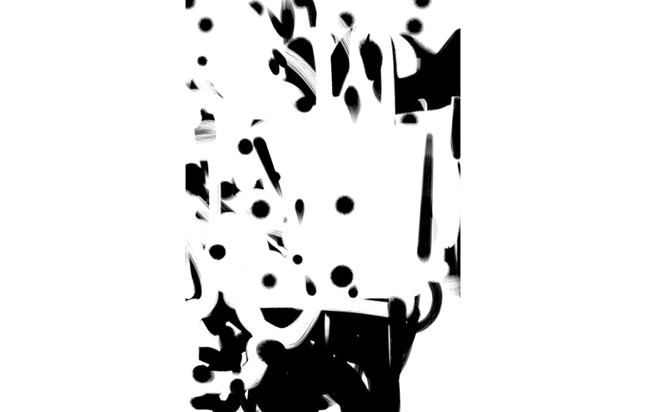 Iphone print series ll black and white 4 archival inkjet 31 3 4 x 22 2016
